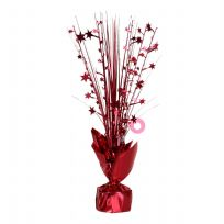Apple Red Spray Centrepiece